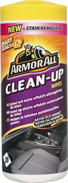 ARMOR ALL Clean-Up Wipes - 36 stk (6)